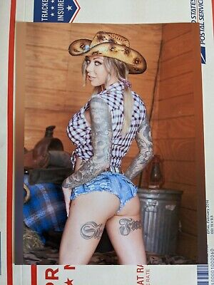 $ CDN7.28 • Buy Karma RX 8.5×11 HQ GLOSSY PHOTOgraph Picture Print Adult Model Sexy Woman