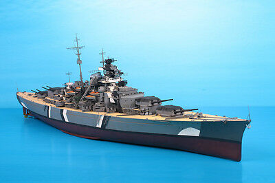 £269.99 • Buy Trumpeter Bismarck 1941 1:200th Scale Plastic Kit FREE NEXT DAY Delivery