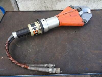 £999.99 • Buy Holmatro Mobile Hydraulic Parrot Blades Wire Cable Metal Cutter ICU 10 A 20