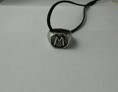 Ring Morgenstern City Of Bones The Mortal Instruments Necklace Pendant 1 • 9.99£