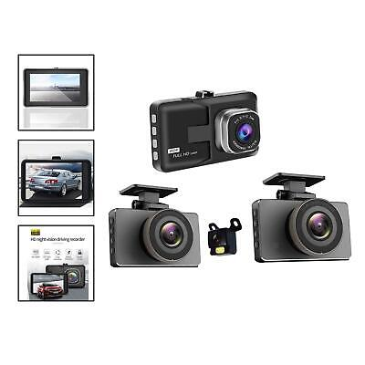 AU41.42 • Buy Dual Dash Cam For Cars Front And Rear With Night Vision 1080P HD Mini In Car