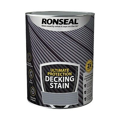 £38.90 • Buy Ronseal Ultimate Decking Stain - All Colours - All Sizes