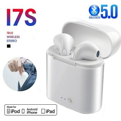 $ CDN15.84 • Buy TWS Wireless Headphones Earphones Earbuds Bluetooth 5.0 For IOS Android WHITE