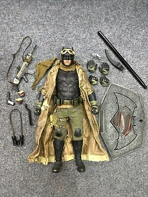 $ CDN609.43 • Buy 1/6 Hot Toys MMS372 Batman V Superman: Knightmare Batman Action Figure 12 Inch