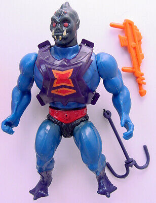 $17.97 • Buy 1980s MATTEL MOTU MASTERS OF THE UNIVERSE WEBSTOR ACTION FIGURE, WEAPON, GRAPPLE