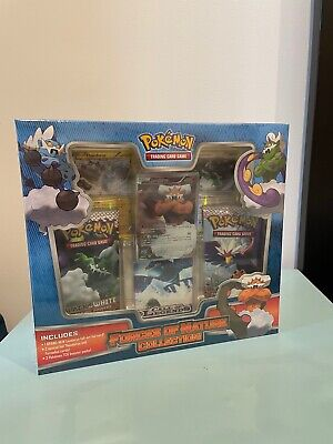 AU500 • Buy Pokemon Forces Of Nature Collection Box - Call Of Legends - New & Sealed BW