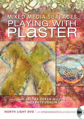 £25.71 • Buy Mixed Media Surfaces - Playing With Plaster