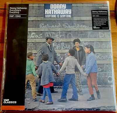 Donny Hathaway – Everything Is Everything : Vinyl Me Please Cub Edition 2020 LP • 49.99£
