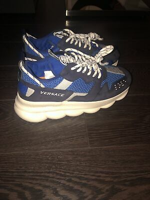 £330 • Buy Versace Chain Reaction Trainers