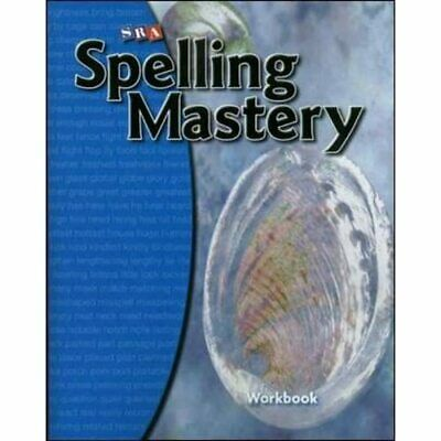 AU24.78 • Buy Spelling Mastery - Student Workbook - Level C - Paperback NEW Sra/Mcgraw-Hill 20