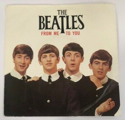 £6.99 • Buy The Beatles -From Me To You - Picture Sleeve Re- Issue