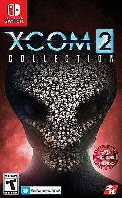 AU47.95 • Buy XCOM 2 Collection Nintendo Switch New Sealed