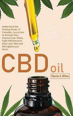 AU41.25 • Buy Cbd Oil By Charles E. Wilkes Hardcover Book Free Shipping!