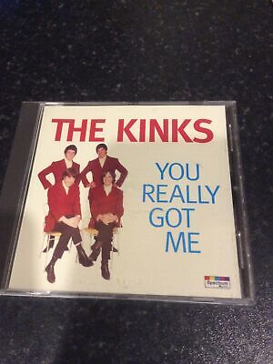 £1.99 • Buy THE KINKS You Really Got Me (CD, Compilation, 18 Tracks) Greatest Hits, Best Of
