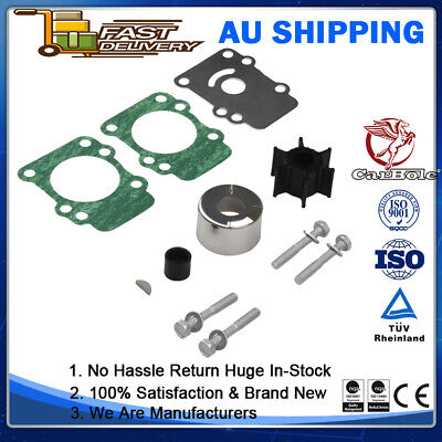 AU45.99 • Buy New Water Pump Kit For Yamaha Sierra 9.9 And 15 Hp 1984 - 1995 Outboard Motor AU
