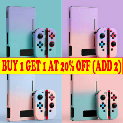 AU16.99 • Buy For Nintendo Switch Lite Colorful Shell Shockproof Protective Hard Case Cover AU