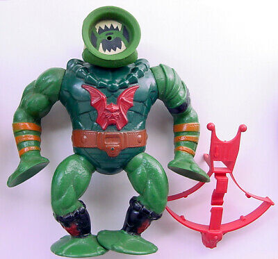 $17.97 • Buy 1980s MATTEL MOTU MASTERS OF THE UNIVERSE LEECH ACTION FIGURE W WEAPON