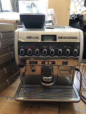 La Cimbali S54 Dolcevita Bean To Cup Commercial Coffee Machine • 2,065£