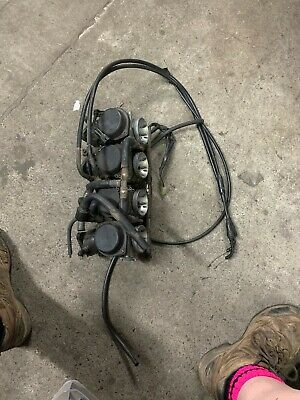 AU200 • Buy Yamaha Xjr1300 Black Top Carburettes With Rubber Mounting Blocks 2005 Model