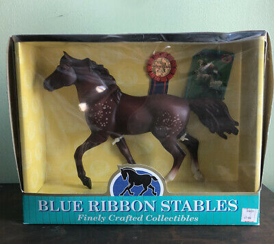 Blue Ribbon Appaloosa New In Box • 14.14£