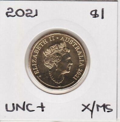 AU11.95 • Buy 2021 $1 Dollar Coin UNC+ Ex MINT SET