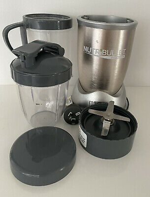 AU49.95 • Buy Nutribullet Blender 900 Series Extractor Blade Replacement Tall Cups To Go Lids
