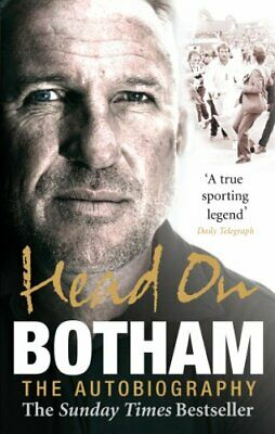 Head On - Ian Botham: The Autobiography New Paperback Book • 13.24£