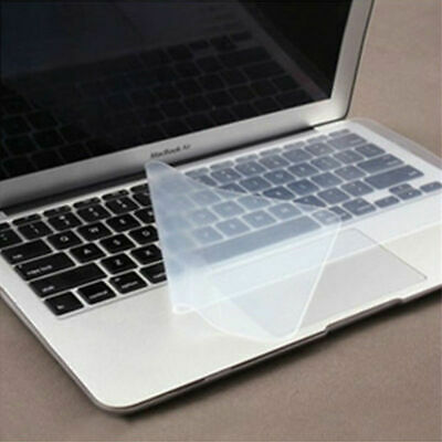 Keyboard Cover Protector Skin Silicone Universal For Laptop Macbook • 5.47£