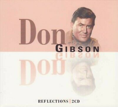 £6.02 • Buy Don Gibson - Reflections (2 CDs)