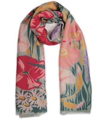 £19.99 • Buy Powder Country Garden Mint Scarf - Free Gift Bag