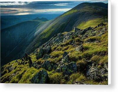 Skiddaw, Lake District National Park Canvas Print • 19.99£