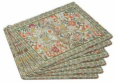Cork Backed Placemats 6 0 Dealsan