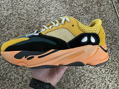 $ CDN1078.38 • Buy Yeezy Boost 700 V1 SUN Adidas Sneakers Size US 6 100% Authentic *IN HAND*