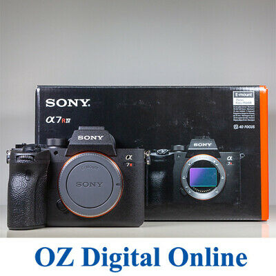 $ CDN3588.91 • Buy NEW Sony Alpha A7R Mark IV MK4 Mirrorless Digital Camera Body 1 Year Au Wty