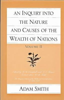 AU15.62 • Buy Inquiry Into The Nature And Causes Of The Wealth Of Nations By Adam Smith And...
