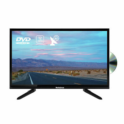 £139.99 • Buy Westinghouse 24  Inch 12v TV With Built-In DVD Combi For Caravan With HDMI, PVR
