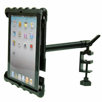 AU73.03 • Buy Desk Bench Counter Treadmill Cross Trainer Music Stand Mount For IPad & Mini