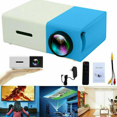 AU38.99 • Buy New Mini Projector Pocket LED Home Cinema HD 1080P Portable Cinema HDMI USB