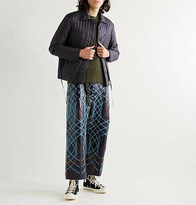 $660.34 • Buy Craig Green AW20 Belted Embroidered Trousers