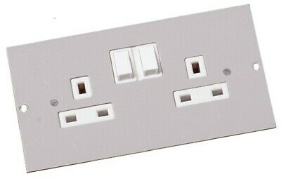 Each, Legrand Floor Box Switch Socket, 4 Compartments 75 Mm • 13.01£