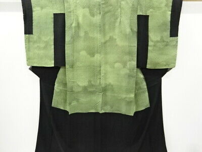 $ CDN115.45 • Buy 5199102: Japanese Kimono / Antique Nakagi / Do-nuki  / Kanoko Pattern