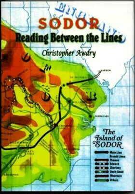 £23.99 • Buy Signed Sodor Reading Between The Lines Christopher Awdry New First Ed P/b