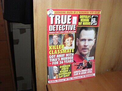 £3.99 • Buy True Detective March 2021 Killer Classmate Got Away With Murder 36 Years