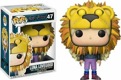 Funko POP! Harry Potter - Luna Lovegood #47 Vinyl Figure Brand New Sealed • 30.90£