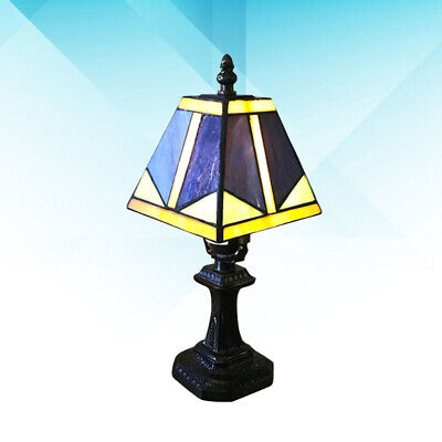 1PC Bedside Lamp Durable Retro European Style Decorative Table Lamp For Bedroom • 38.47£
