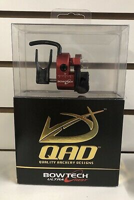 $ CDN220.22 • Buy New Qad Ultra Pro Series Hdx Bowtech Red Arrow Rest Right Handed