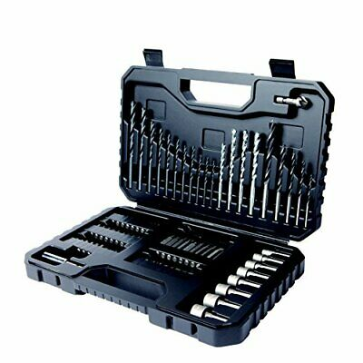 AU70.31 • Buy BLACK+DECKER Drilling And Screwdriver Bit Set - 80 Piece