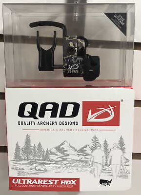 $ CDN196.17 • Buy New Qad Ultra Pro Hdx Optifade Open Country Camo Arrow Rest Hd-x Righthand