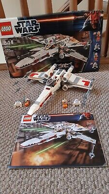 £44 • Buy LEGO Star Wars X-wing Starfighter 9493 Boxed & Instructions