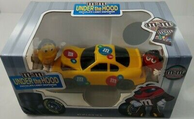 £17.74 • Buy M&Ms UNDER The HOOD Chocolate Candy Dispenser With Yellow And Red Figures